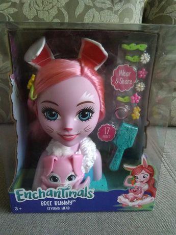 Enchantimels głowa do czesania
