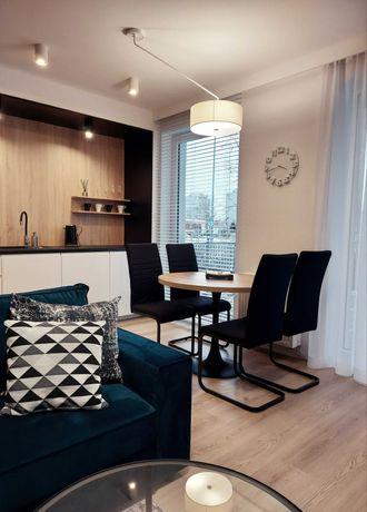 Apartament  (45m2) z ogródkiem przy parku,  28.04-03.05.21