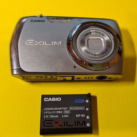 Фотоаппарат Casio Exilim EX-Z350