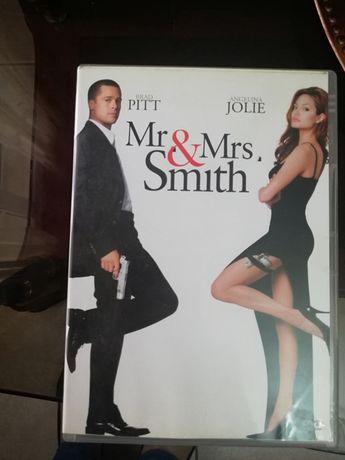 Mr & Mrs Smith DVD original