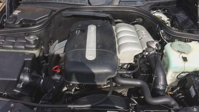 Motor Mercedes C220 CDI OM611 125CV