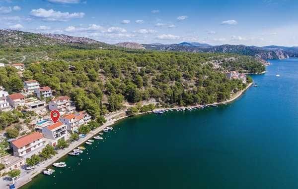 Chorwacja 2022, komfortowy dom przy plaży dla 15 osób