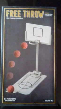 Mini jogo de basketball