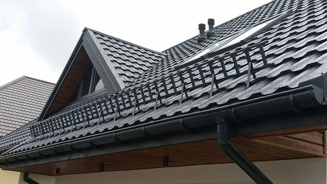 cieknie dach naprawy materiały naprawa dachu gwarancja szybko tani fva