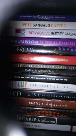 Dvds de Música Variados