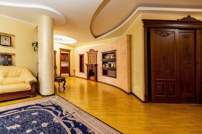 Просторная 5-ти комнатная квартира на Французком бульваре!l 245 м2