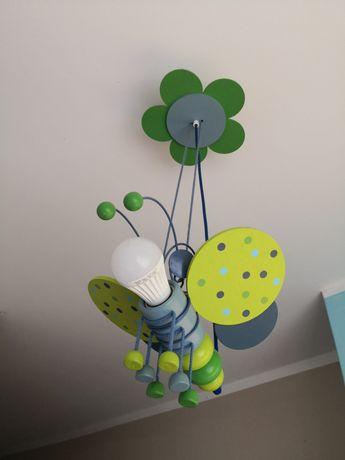Lampa wisząca *pszczółka* dla chłopca
