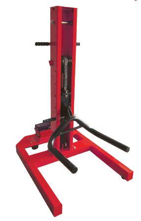Elevador de roda pneumático - 9850