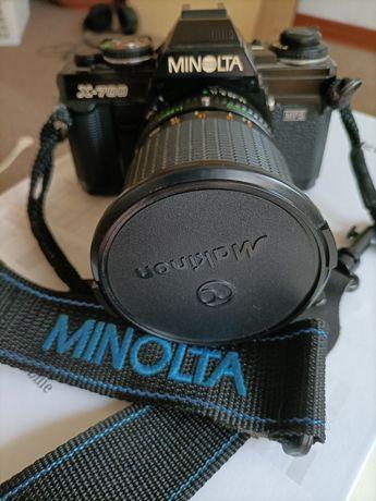 Lustrzanka aparat fotograficzny