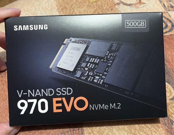 Samsung 970 EVO V-Nand ssd 500 GB