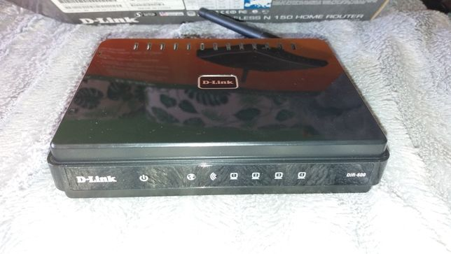 Router bezprzewodowy D-link model DIR-600 N 150