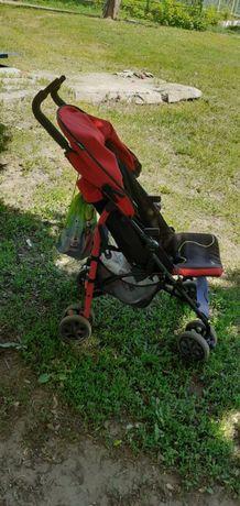 Продам летнюю коляску трость
