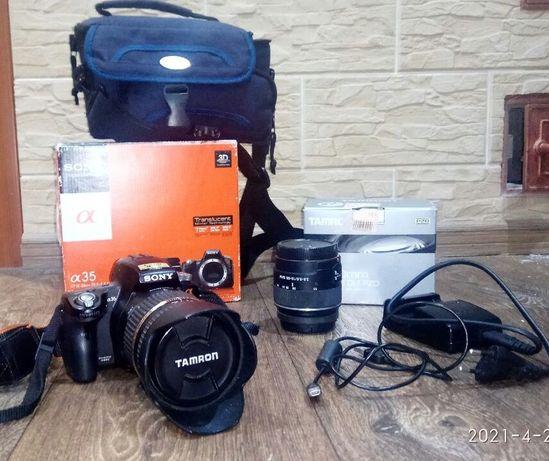 Фотоаппарат sony alpha slt-a35 kit