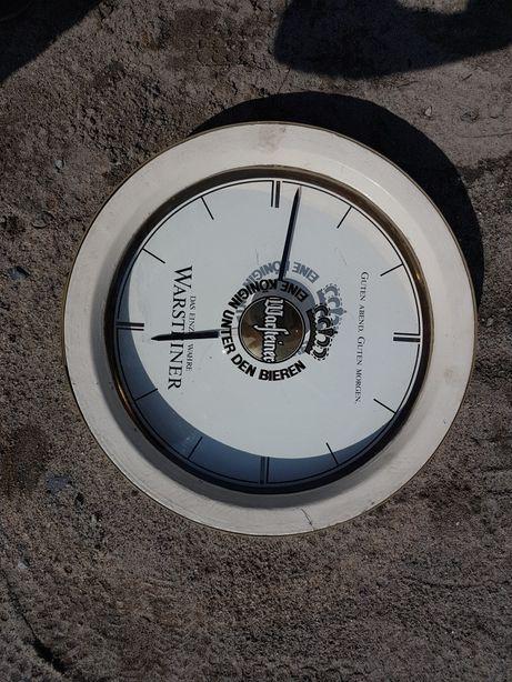 Zegar ścienny Warsteiner