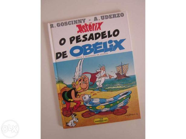 Astérix - O pesadelo de Obélix