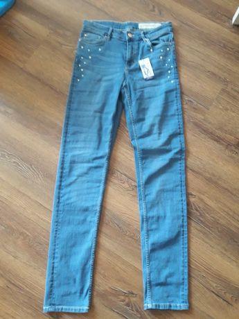 Sprzedam spodnie z jeansu