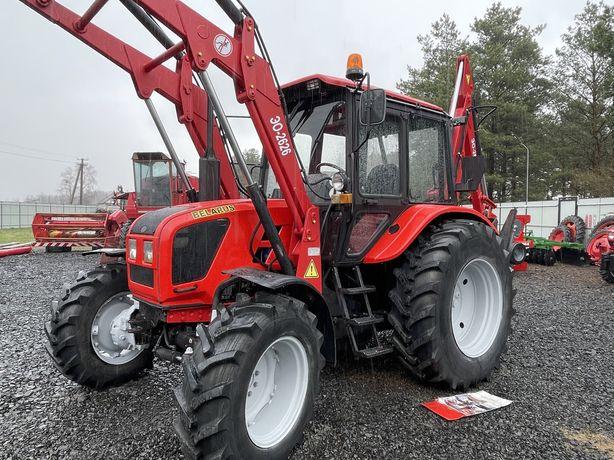 Трактор МТЗ Беларус 92 Екскаватор