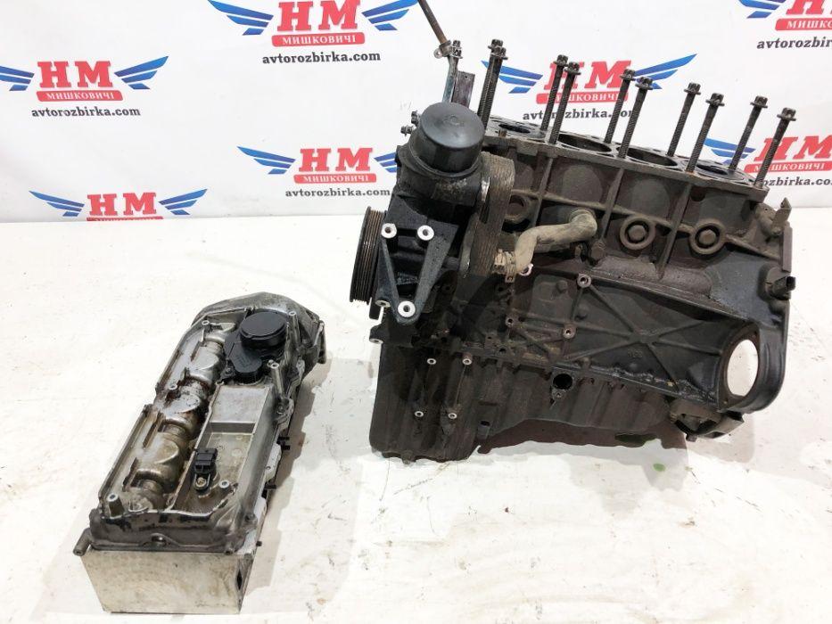 Блок двигателя ГБЦ (мотор на запчасти) Mercedes Vito 639 Вито Віто Мышковичи - изображение 1