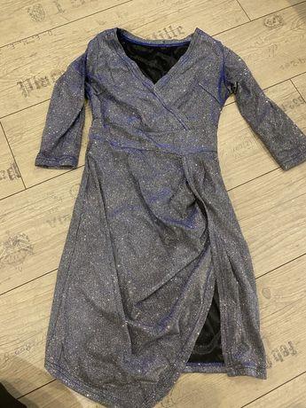 Сукня з блискітками святкова (праздничное платье)