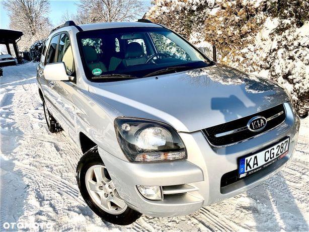 Kia Sportage 2.0 Benzyna /Idealny Stan /Jak Nowa/Orginal Lak/Przeb 116 tys!