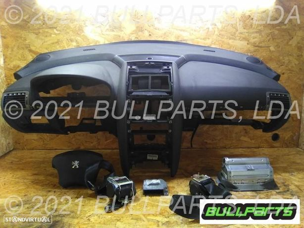Airbagpassageiro-96445_88880 Conjunto Completo Tablier + Airbag