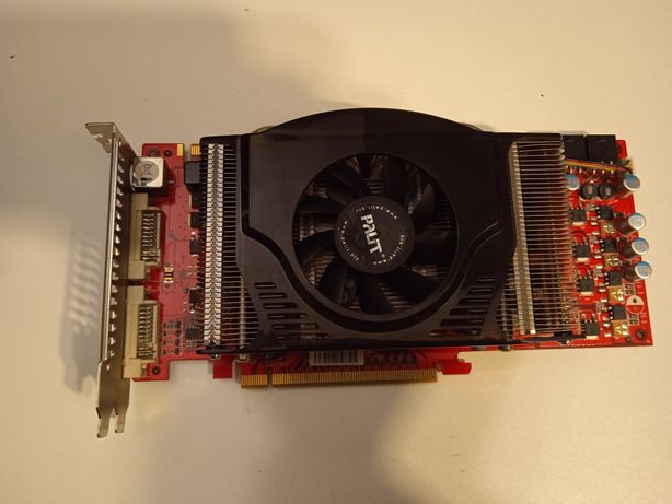 Karta graficzna AGP GeForce 6600gt, Radeon x1900xt, GeForce GTX 285