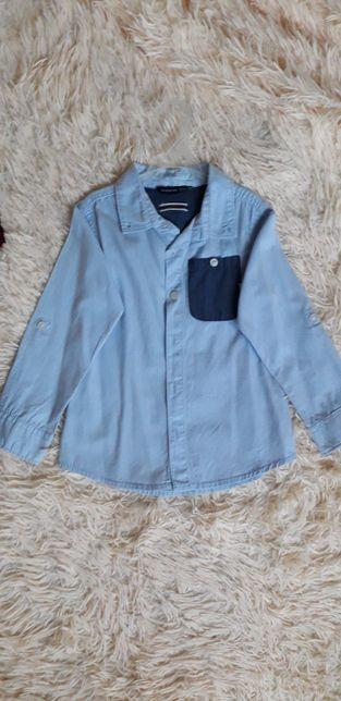 Рубашка Reserved 104см