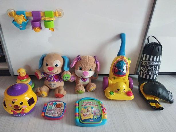 Zabawki Fisher Price