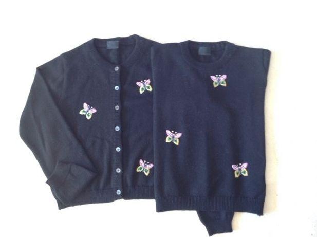 Casaco e camisola Dolce & Gabana ( twin set