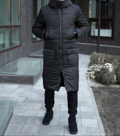 Зимова куртка, пуховик