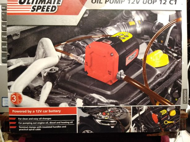 Pompa oleju 12V UOP12 C1.