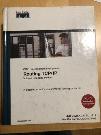 Routing TCP/IP, Volume 1 Second Edition - Doyle, Jeff