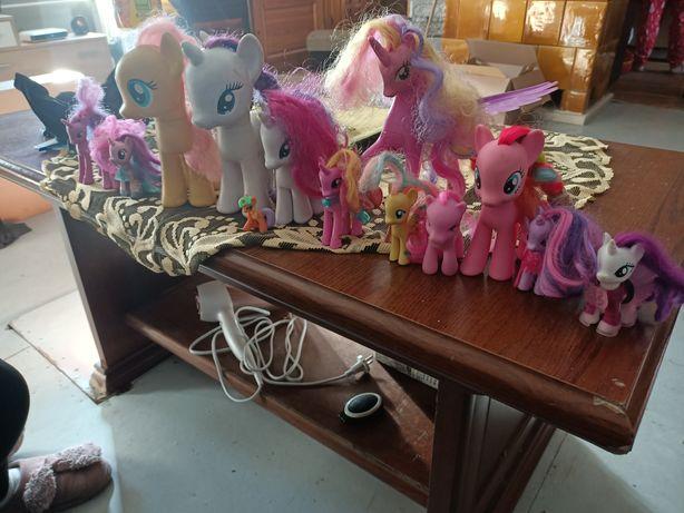 Sprzedam kucyki tanio my lite pony