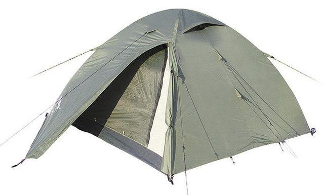 Двухместная палатка Terra Incognita Alfa 2 Хаки