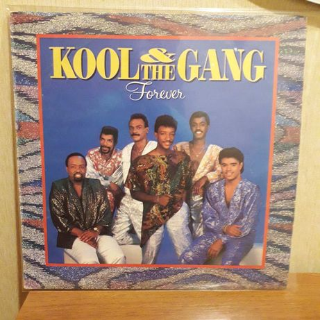 "Виниловая пластинка ""KOOL & THE GANG"" FOREVER. 1986"
