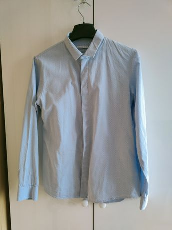 Reserved Koszula niebieska 164