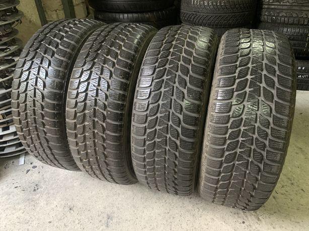 195/55 R16 Bridgestone blizzak LM 25 шины зимние бу