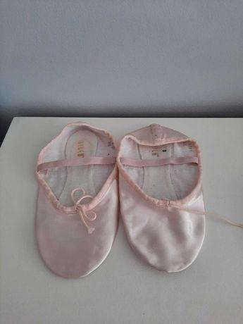 Sapatilhas de cetim, ballet clássico tamanho 34