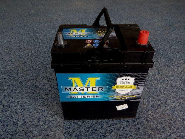 Akumulator MASTER VARTA 35Ah JAPAN P+ L+ Jasło
