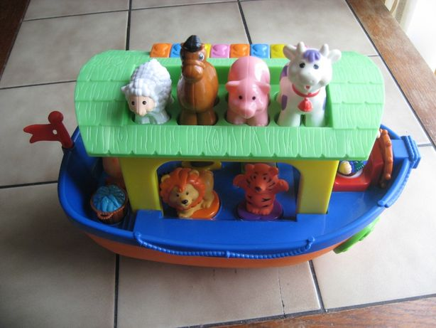 Іграшка игрушка НОЄВ КОВЧЕГ Kiddieland