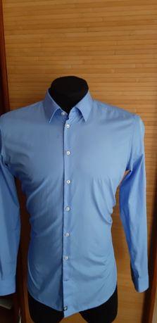 """Мужская рубашка STRELLSON 42/16.5"""" slim fit"""
