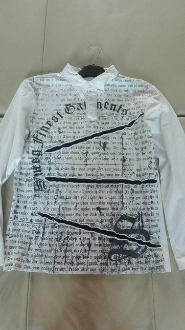 Bluza materiałowa