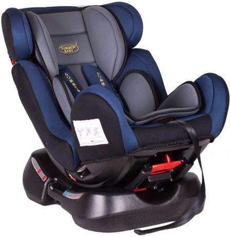 Fotelik samochodowy COMFORT dla dziecka od 0 do 25 kg NOWY