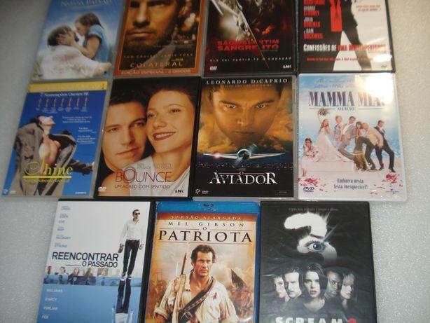 Lote de dvd`s Originais - Filmes - 5 eur a unidade