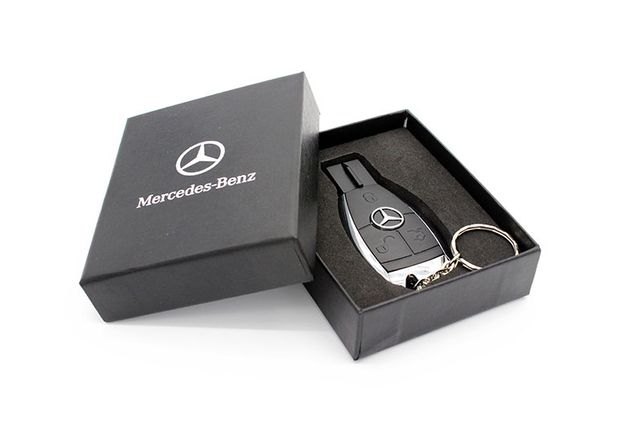 Pen Usb 32Gb Chave Mercedes-Benz