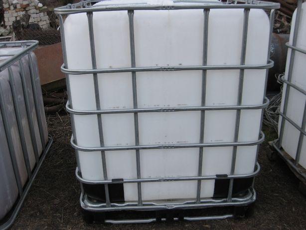 Еврокуб, емкость пластиковая на 1000 литров