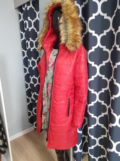 Płaszcz damski nowy 42