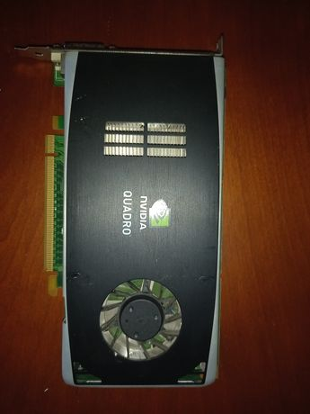 Placa gráfica Nvidia Quadro FX 1800