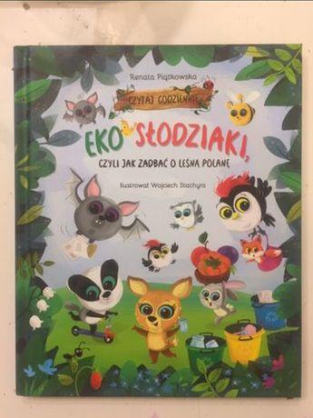 Książka Ekosłodziaki z Biedronki