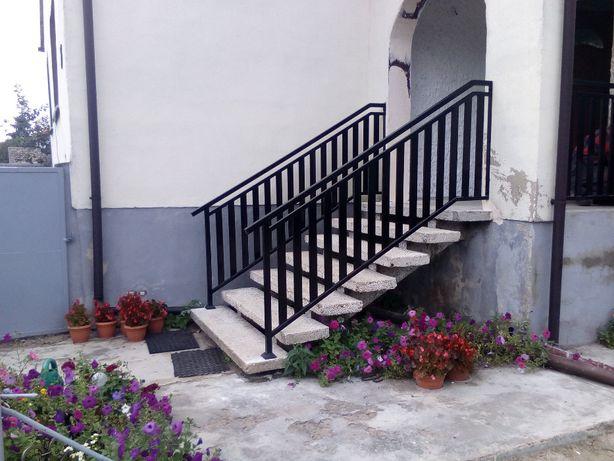 Balustrady oraz balkony